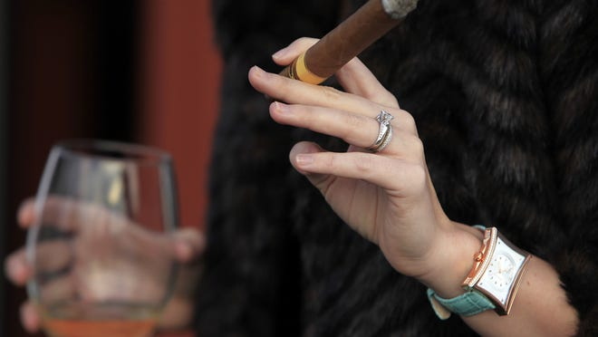 BLEND BAR • CIGAR has been named one of five finalists for Best Cigar Lounge in the world by Cigar Journal magazine. Vote in the finals by May 31.