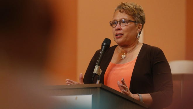 Patrice Gilliam-Johnson is the chairwoman of the Organizational Dynamics Program at Wilmington University.