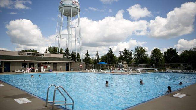Mead Pool.