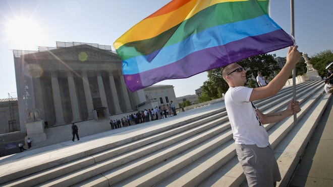The U.S. Supreme Court this year legalized gay marriage. But in Michigan, LGBT residents still face discrimination because the state's civil rights laws have not been updated to include them.