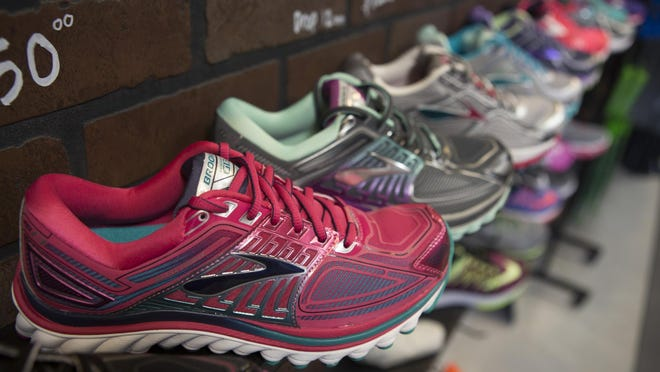 "Good workout sneakers are ""lightweight and light fitting,"" trainer Robert  Leaks said."