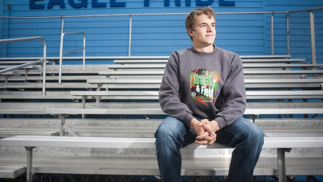 Fairfield High Academic All-Star Chandler Allen excells on and off the field.