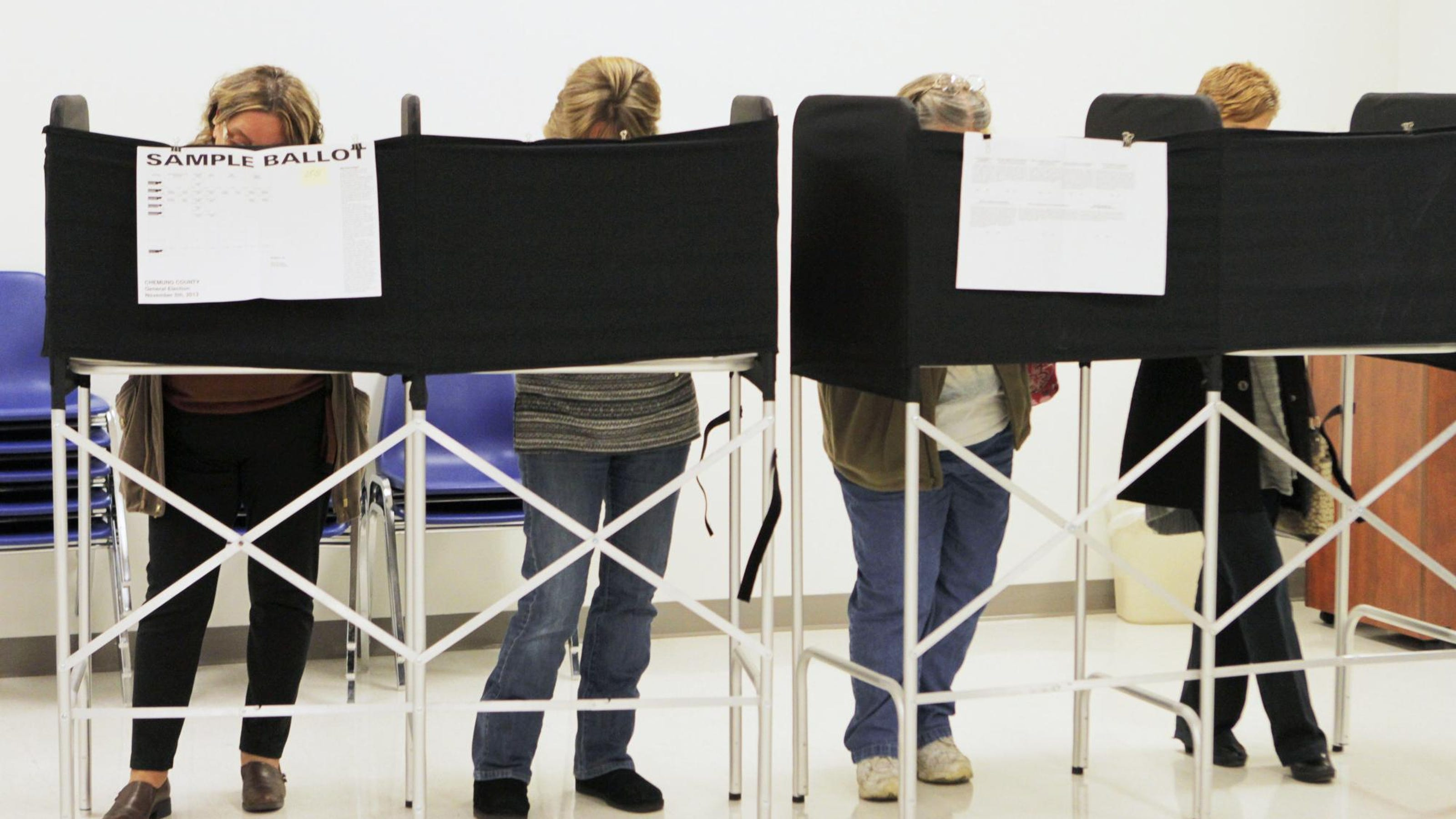 Southern Tier primary results are coming in