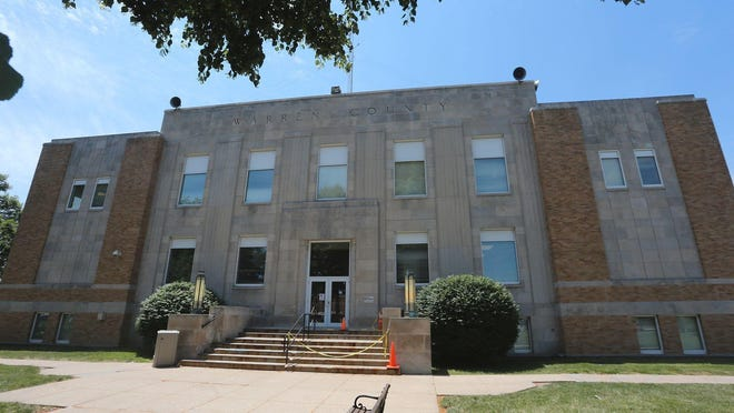 Demolish work on the Warren County Courthouse will begin in May.