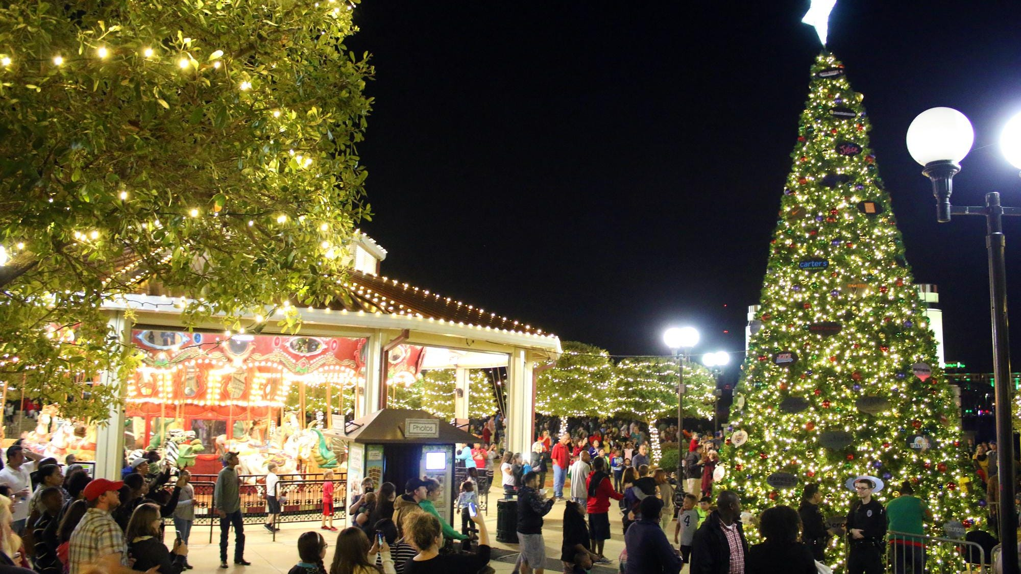 Shreveport Bossier Holiday Concerts Fireworks Holiday Events