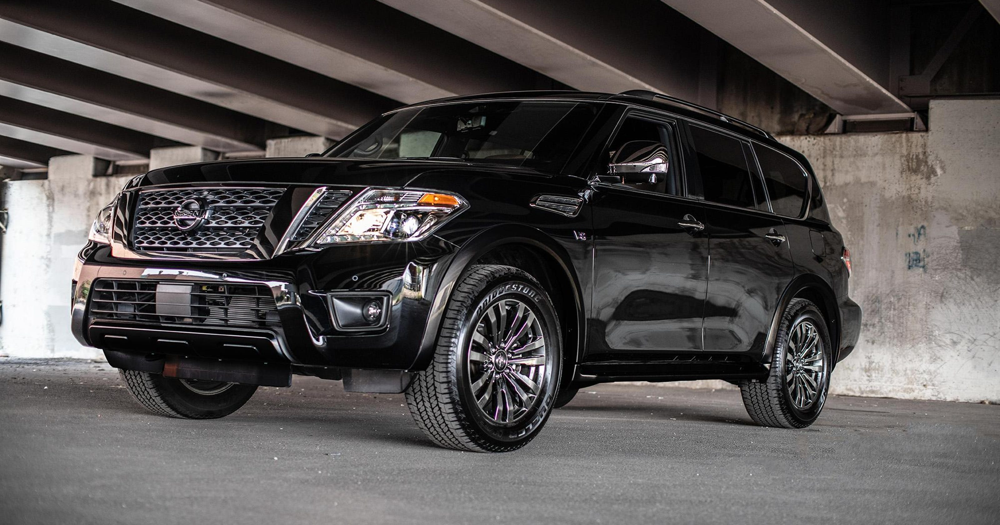 Nissan Armada returns for 2019 with a few updates