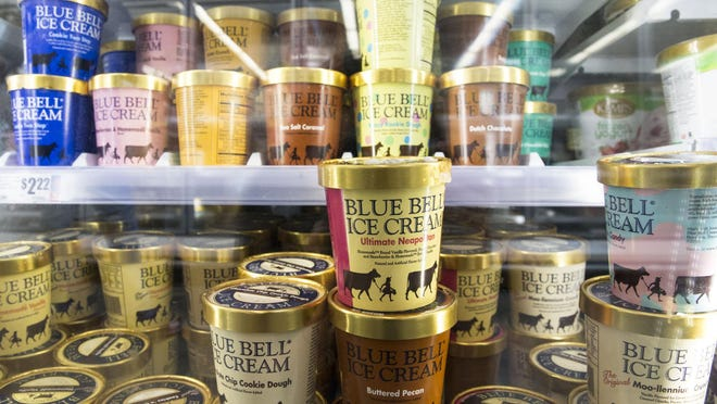 The former CEO of Blue Bell Creameries has been charged with criminal conspiracy stemming from the 2015 listeria outbreak that killed three of the company's customers.