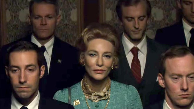 """Cate Blanchett stars as conservative activist Phyllis Schlafly in """"Mrs. America."""""""