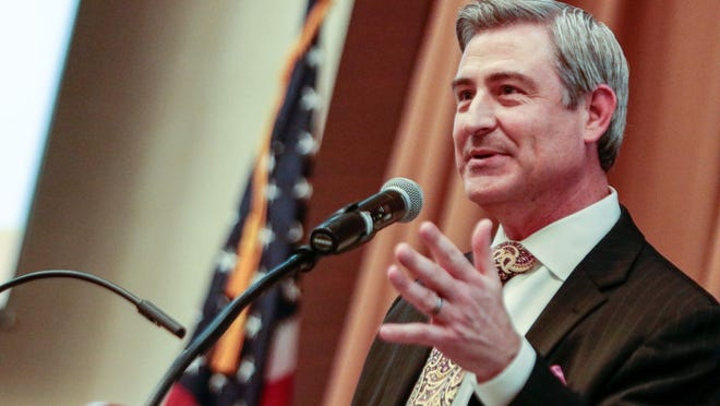 State Sens. Kirk deViere (pictured) and Ben Clark may have secured close to $74.5 million to go toward special projects in Cumberland and Hoke counties.