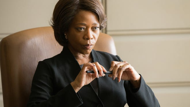 "Alfre Woodard in ""Clemency."""