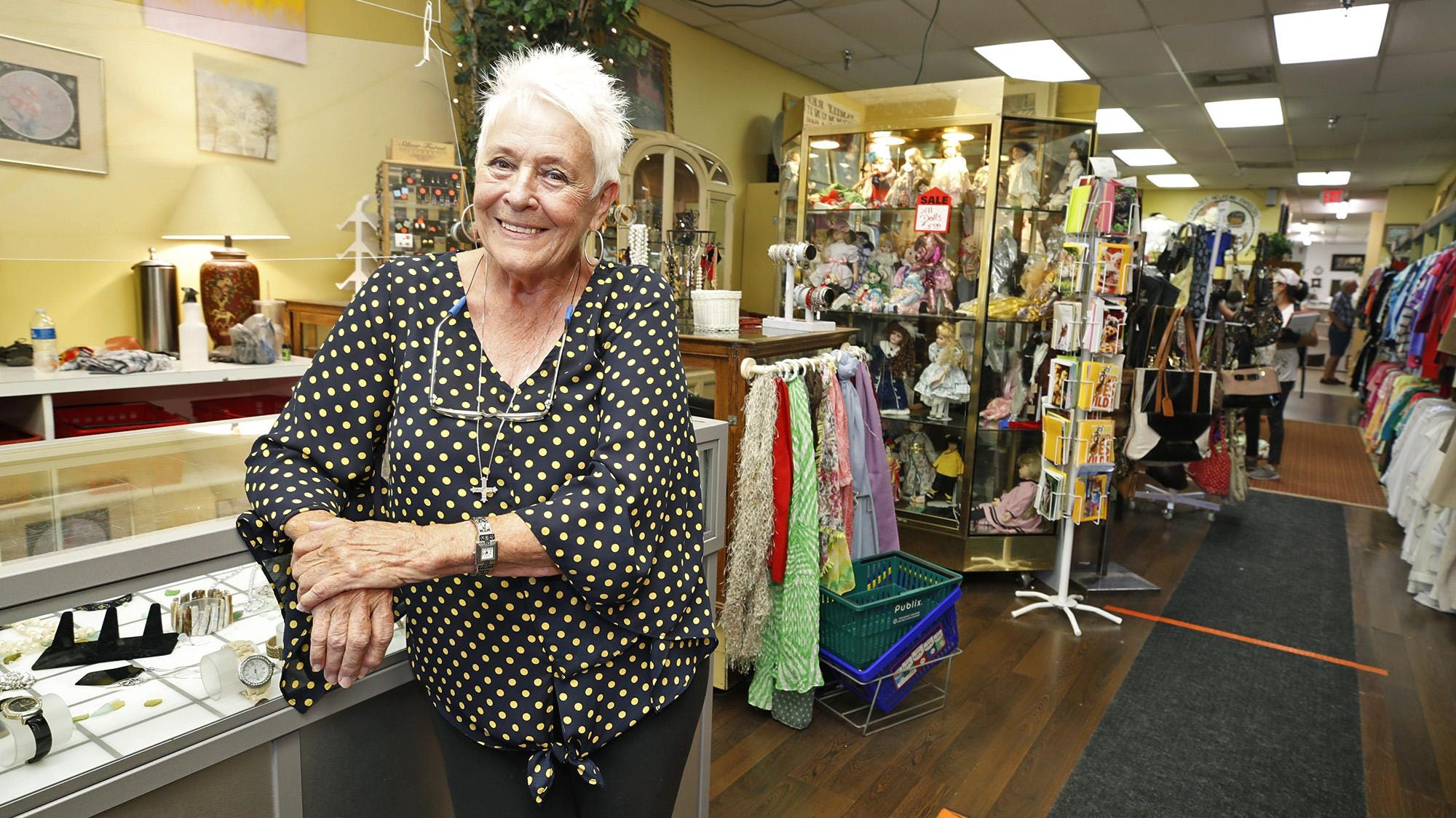 Volusia-Flagler thrift stores flooded with donations as demand drops