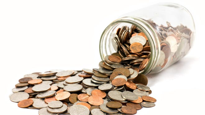 The loss of coins in local shops and stores is largely due to COVID-19, according to Mike Anderson, vice president of regional retail banking administration at BankOnBuffalo.