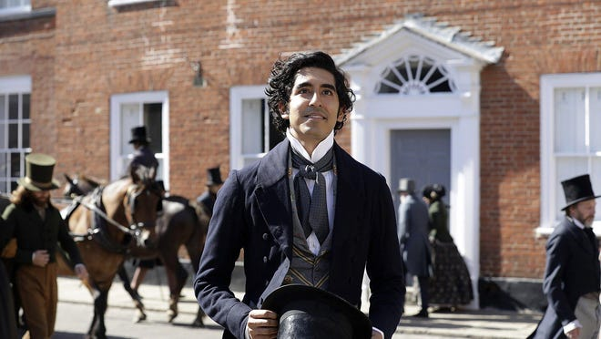 """Dev Patel stars in """"The Personal History of David Copperfield."""""""