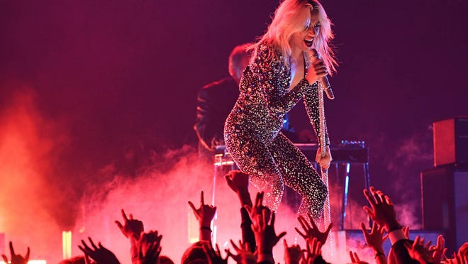 Lady Gaga will be among the performers at Sunday's MTV Music Video Awards.