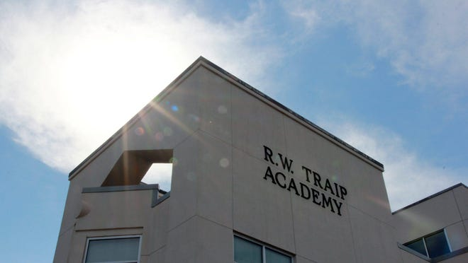 Kittery Adult Education, which is taught at Traip Academy, is at a fork in the road, its director told the School Committee Tuesday.