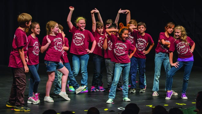 Typically, Paramount Theatre's camps are on the stage downtown, but this year the camps are virtual.