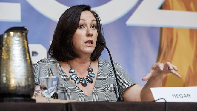 Democrat MJ Hegar said 1 in 3 Texans do not have access to health insurance coverage during the coronavirus pandemic. That's True.