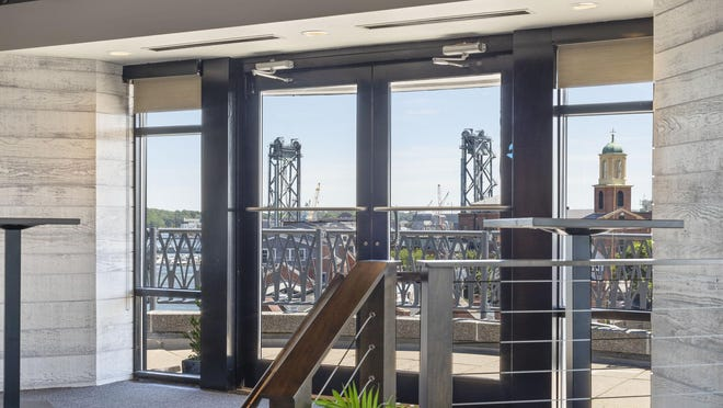 Jewett Construction announced it has completed reconstruction of the One Hundred Club on Market Street in downtown Portsmouth.