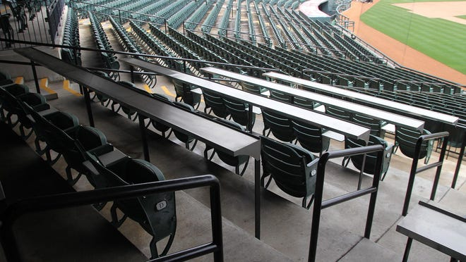 The Dell Diamond will not host any Round Rock Express games in 2020 after it was announced that the Triple-A season has been canceled due to the coronavirus pandemic.