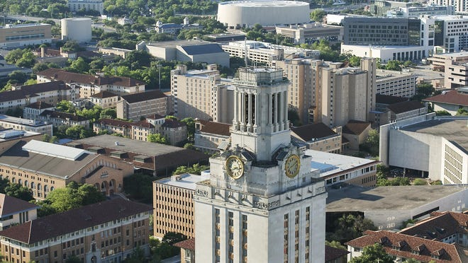 The University of Texas Police Department on Monday said a man reported being attacked by someone with a knife near the university campus around 6:30 p.m. Friday. The person who reported the alleged attack was able to get away uninjured, according to police.