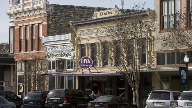 Corridor study involves Georgetown's historic downtown