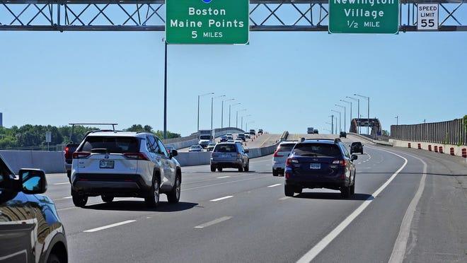 Four lanes are now open in each direction between Exit 3 and Exit 6 on the Spaulding Turnpike from Dover to Portsmouth.