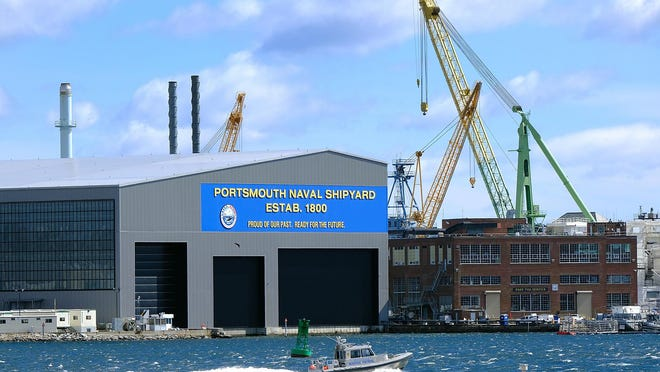 A cluster of coronavirus cases identified at Portsmouth Naval Shipyard has prompted state officials to open an outbreak investigation related to the workplace.