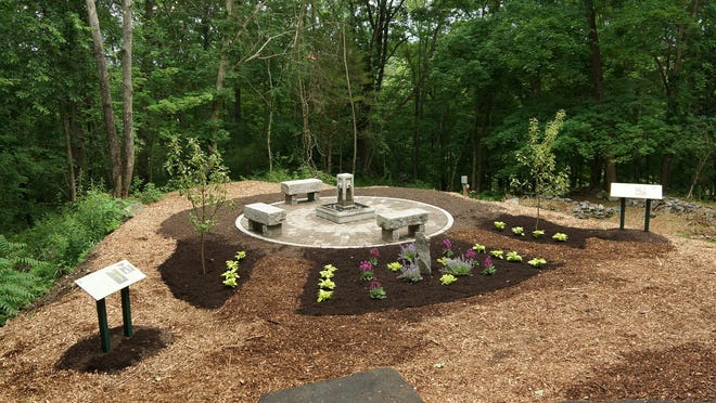 Ellis Walter Ruley Memorial Park at 28 Hammond Ave. in Norwich has been added to the Connecticut Freedom Trail.