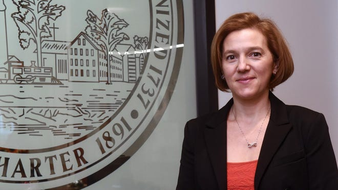 Shanna Saunders says Rochester's new master plan featuring downtown revitalization is the top goal for her as the new director of planning and community development.