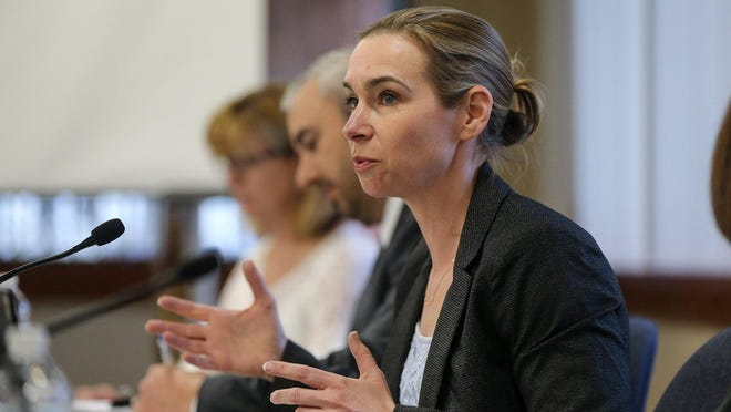 Franklin Superintendent of Schools Sara Ahern said the School Departmemt is working to close a $3.4 million budget gap for fiscal 2021.