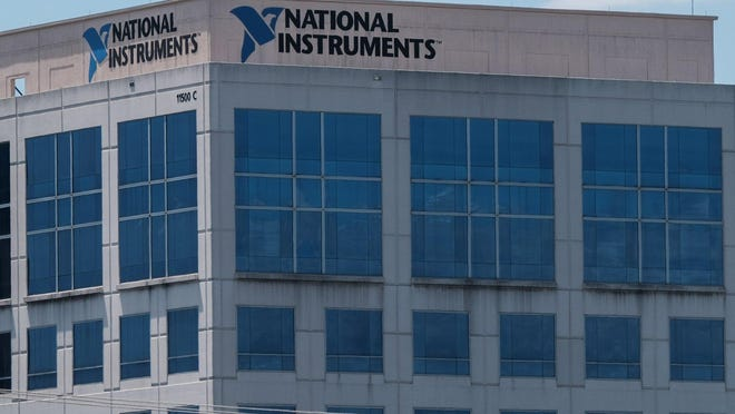 Austin-based National Instruments says it will lay off 9% of its global workforce.