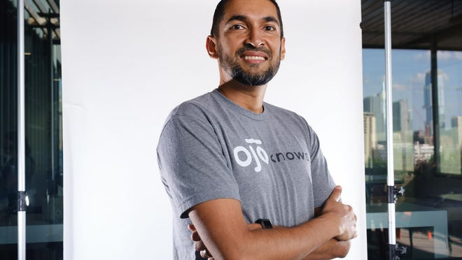 "Feroz Patwa, director of engineering for Ojo Labs, says the company thrives through communication.  ""When you have that good of communication around the problems we are trying to solve and why we're trying to solve it, you can really create a good alignment about how you go about you solve it,"" Patwa said."