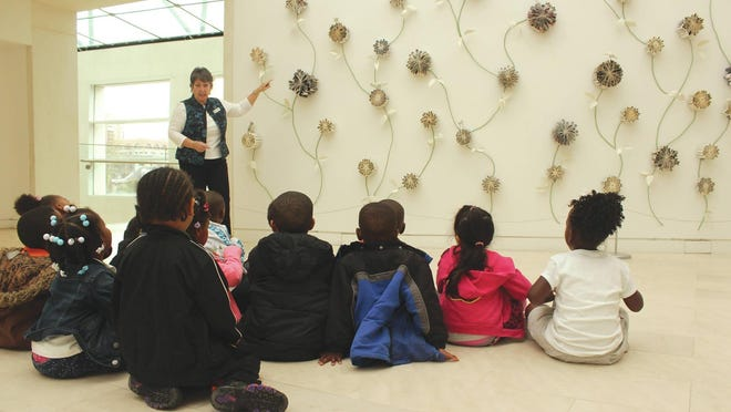 Free Family Weekend will be at the Telfair Museums this weekend from 10 a.m. to 5 p.m.