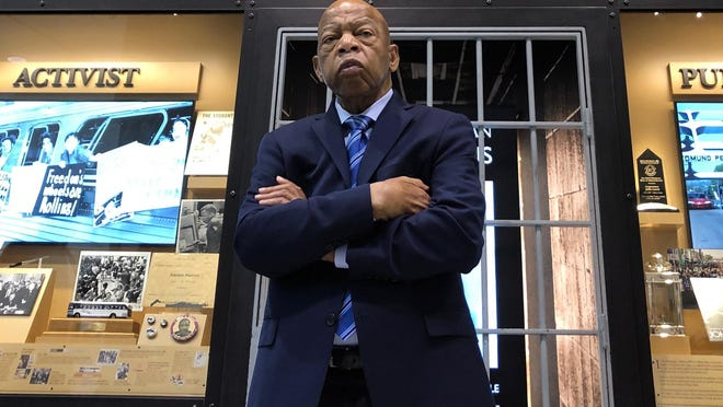 "Georgia Congressman John Lewis is the subject of the documentary feature ""John Lewis: Good Trouble,"" now available for streaming rental at athenscine.com."