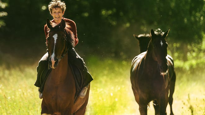 """16-year-old Jon Ranes makes his film debut in """"Out Stealing Horses,"""" available for streaming rental Friday at athenscine.com."""