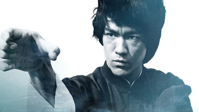 "Bruce Lee is pictured in a promotional image from Bao Nguyen's ""Be Water,"" a new ""30 for 30"" documentary feature presented by ESPN."