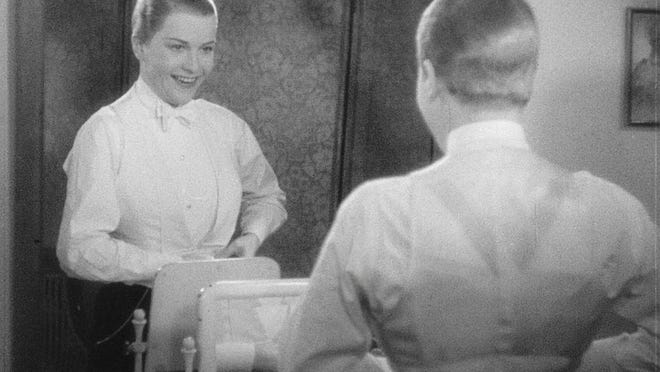 """Renate Müller stars in the 1933 comedy """"Victor and Victoria,"""" opening June 19th at Ciné as part of their """"Pioneers of Queer Cinema"""" series."""
