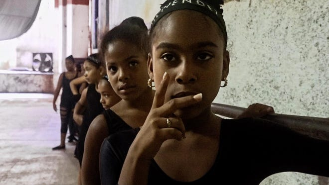 "Cuba's ""young prophets"" appear in this still image from the documentary ""Epicentro,"" streaming Friday at athenscine.com"