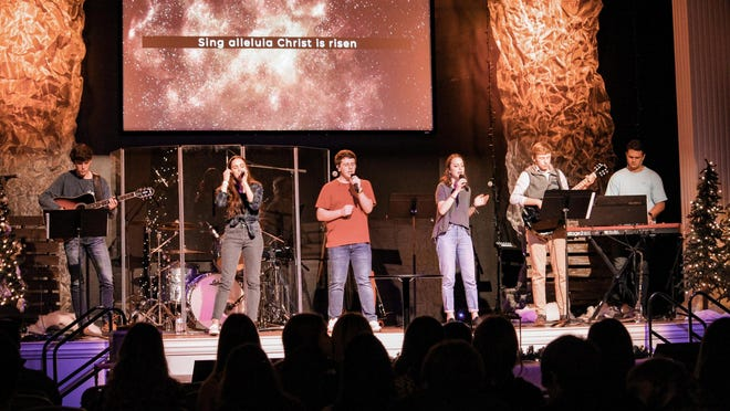 HowToLife Augusta, a student-led ministry designed to equip young people to reach their community for Jesus, will present its third annual night of worship, games and testimonies for teens at 7 p.m. Saturday, Sept. 26, in the parking lot at Trinity on the Hill United Methodist Church.