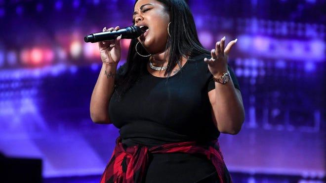 "Clarke Central High School graduate Shaquira McGrath appears on ""America's Got Talent."""