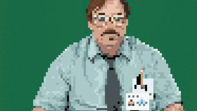 """This promotional image shows poster art for the 1999 comedy classic, """"Office Space."""" The Classic Center will host a """"socially distanced"""" screening of the film on September 25."""