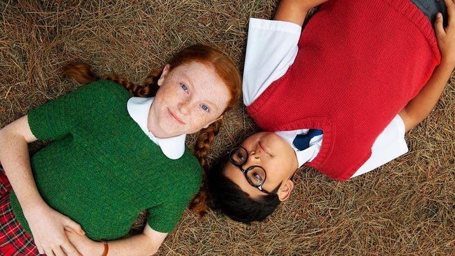 """(L-R) Daisy Axon and Wesley Patten star in the Australian family comedy """"H Is For Happiness,"""" premiering Friday, Sept. 18 at athenscine.com"""
