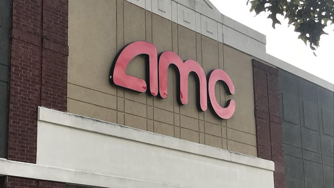 This photo shows the front of the AMC Dine-In 12 on Lexington Road in Athens, Georgia. As of Sept. 23, the theater has permanently closed.