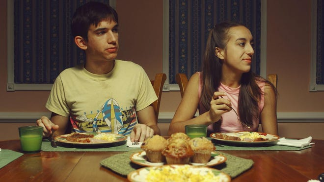 """(L-R) Andrew Dismukes and Christina Parrish star in """"Call Me Brother,"""" released to virtual cinemas on Nov. 6, 2020."""