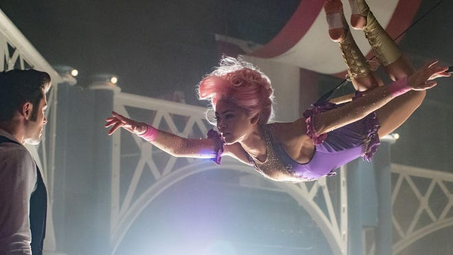 """Zac Efron and Zendaya star in """"The Greatest Showman,"""" playing the socially distanced screening series on Jan. 29 at the Classic Center in Athens."""