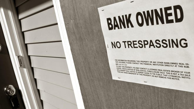 """Metro Augusta's foreclosure rate in March was below the national average but it had a higher percentage of homes in """"serious delinquency."""""""