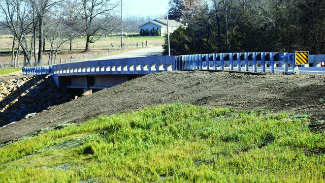 A new Millwood Road bridge that stretches across Stranger Creek in northern Leavenworth County is now open.