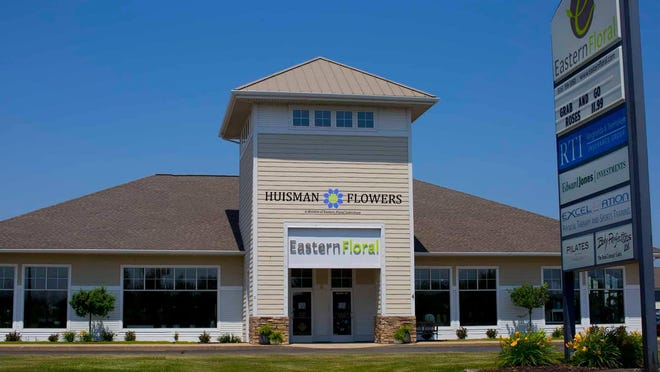 Eastern Floral at 11595 E. Lakewood Blvd. in Holland will become Huisman Flowers under the ownership of Nikki and Rick Huisman, daughter and son-in-law of current owners Bing and Jean Goei.