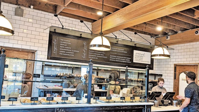 Silos Baking Co. offers a wide selection of pastries, breads and sweets.