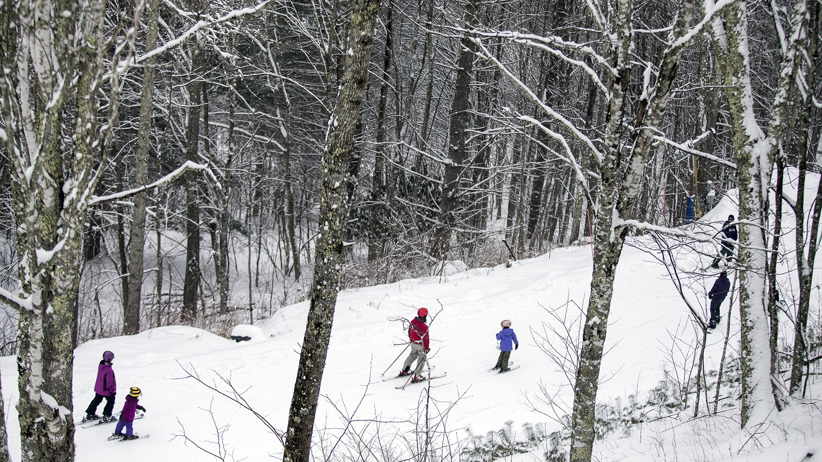 cold snow season was 'hot' for wnc ski areas